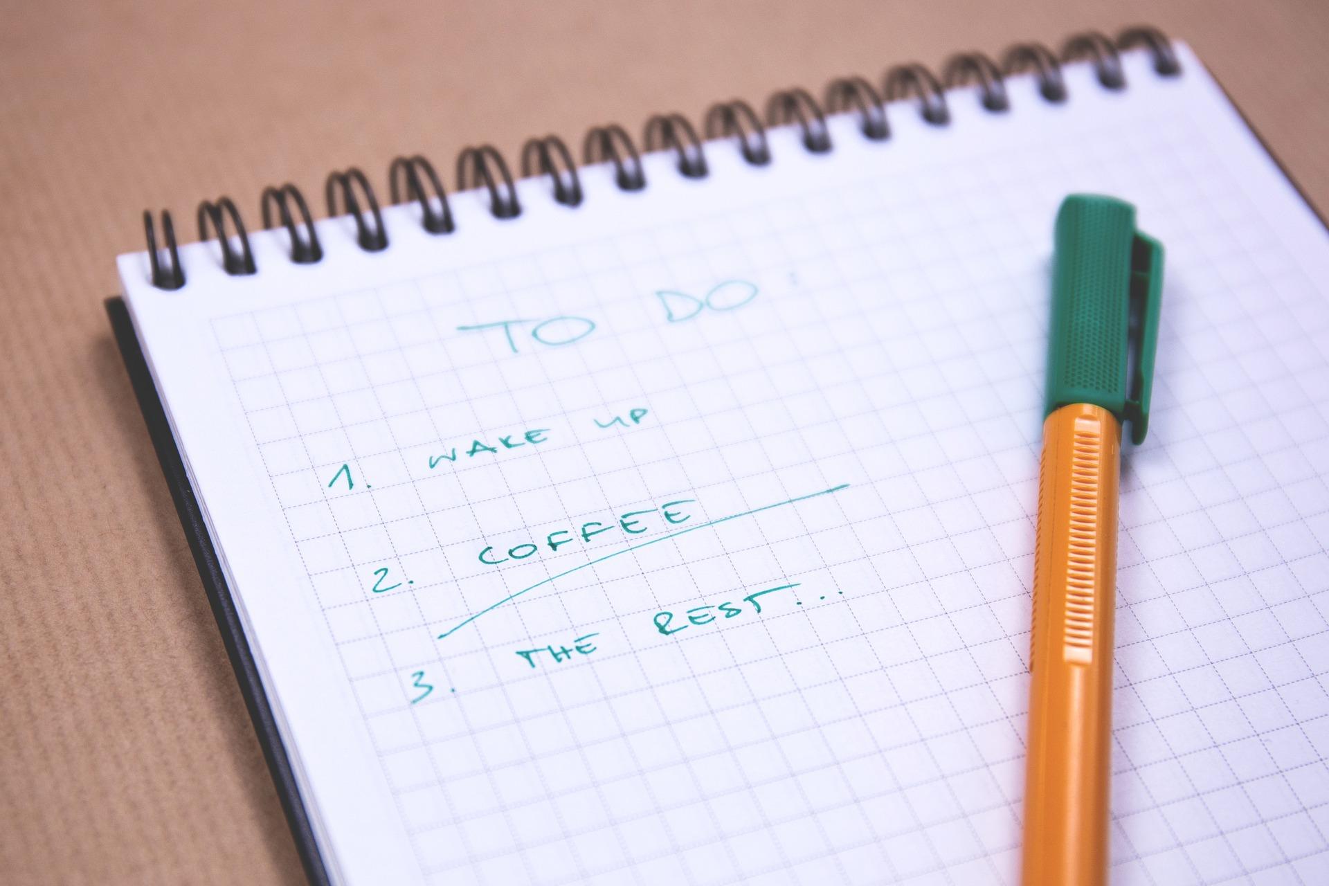 To Do List Pixabay.