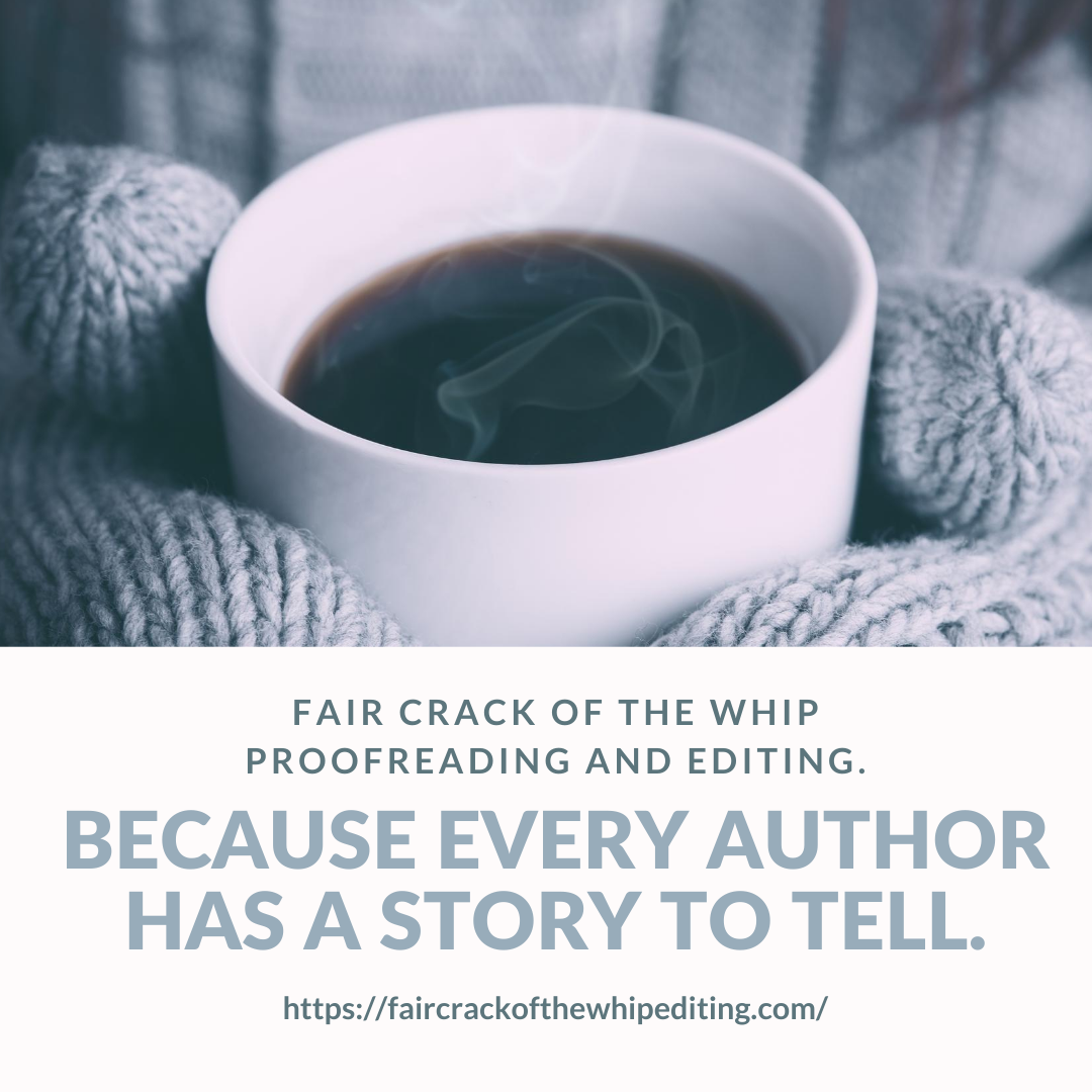 Every Author has a Story to Tell Template.
